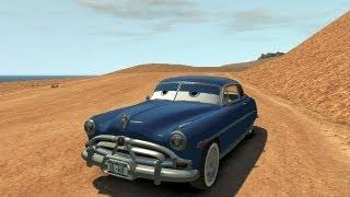 getlinkyoutube.com-Cars - Doc Hudson Hornet (MOD) HD