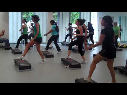 San Diego City College Step Aerobics Spring 2010