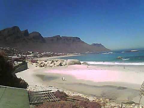 Timelapse Video – Glen Beach & Camps Bay – 24/01/2011