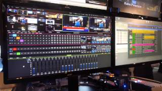 getlinkyoutube.com-NewTek TriCaster Mini HD-4sdi, Live networked TV production