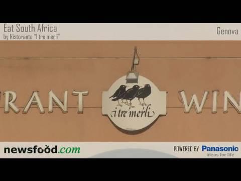 Eat South Africa: menù a base di piatti e vini sudafricani – Ristorante Tre Merli – Genova