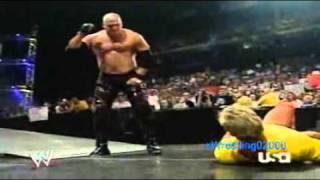 WWE Raw 2006.05.01 Kane vs Rob Conway
