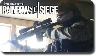 getlinkyoutube.com-Rainbow Six: Siege ► SWAT Marksman (Closed Beta)