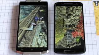 getlinkyoutube.com-Oukitel k10000 vs Moto X Play