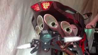 getlinkyoutube.com-MV Agusta F4R F4RR QD Racing Exhaust Sound Clip
