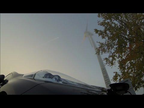 Crazy Nissan Leaf trip