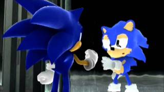 getlinkyoutube.com-Sonic Generations Dub: Through the Glass [HD]