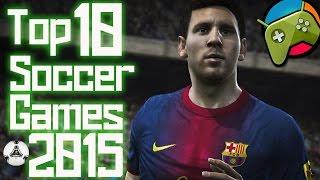 getlinkyoutube.com-Top 10 Best Soccer - Football Android Games 2015 HD