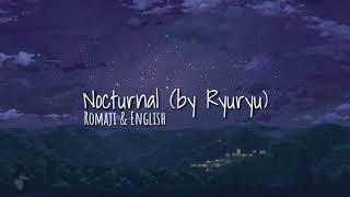 Hatsune Miku - Nocturnal by ryuryu (Romaji + English Translation) width=