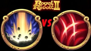 getlinkyoutube.com-ROYAL REVOLT 2 - HAMMERSTRIKE vs SONIC BLAST (spells test)