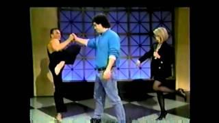 getlinkyoutube.com-Jean Claude Van Damme   Kick and Stretching Demonstration (Original)