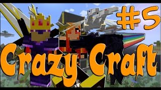 getlinkyoutube.com-Minecraft:Crazy Craft瘋狂世界生存#5 究極神劍