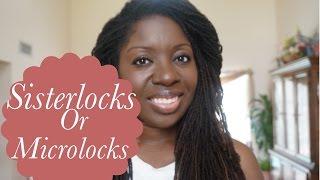 getlinkyoutube.com-Sisterlocks or Microlocks..Which One is Better?