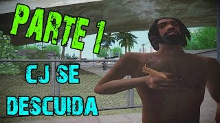 getlinkyoutube.com-Franklin Regresa al Pasado l GTA SA l EPICO l PARTE 1