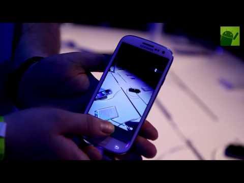 Samsung Galaxy S III - hands on (HD)