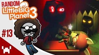 getlinkyoutube.com-THE SPOOKY HORROR HOUSE! - Little Big Planet 3: Random Multiplayer - Ep. 13