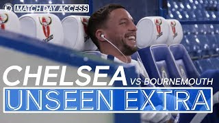 Tunnel Access Chelsea Vs Bournemouth | Chelsea Unseen Extra