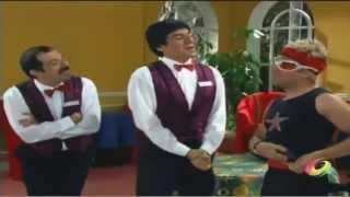 getlinkyoutube.com-La Hora Pico con Carmelo, Poliester y Yahairo