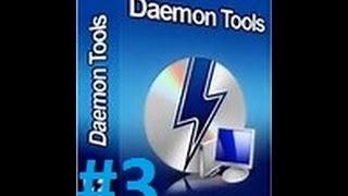 getlinkyoutube.com-Episode 3 FR de Daemon Tools Lite 10.1 - Comment monter un fichier ISO et l'utiliser sur votre PC