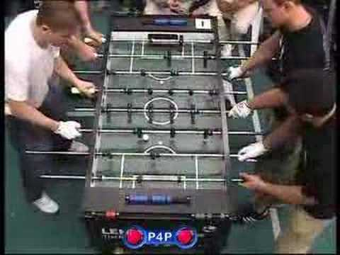Foosball (Table-Soccer) European Championship