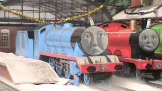 getlinkyoutube.com-Merry Christmas, Thomas The Tank Engine