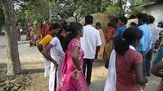 getlinkyoutube.com-Santali Dance in Marriage Ceremony-1