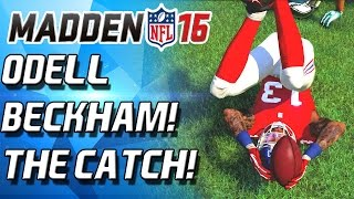 getlinkyoutube.com-ODELL BECKHAM DEEP FRYS THE EAGLES! - Madden 16 Ultimate Team Pack N Play!
