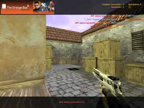SK|SpawN SICK 1on5 5HS 1HP DEAGLE VS. NaVi WCG 2011 FINAL!?!?!