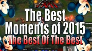Best Moments of 2015 - League of Legends