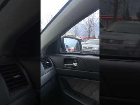 Расположение предохранителя боковых зеркал у Mercedes-Benz 190