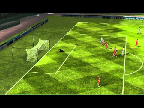 FIFA 14 iPhone/iPad - FERGANA FC vs. 1. FC Köln
