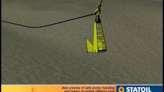 getlinkyoutube.com-3. Anchor Handling - Pull Anchor from Seabed.