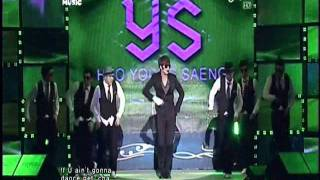 getlinkyoutube.com-Heo Young Saeng - Out the Club (live mix)
