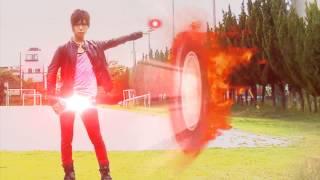 getlinkyoutube.com-ล้อเลียน Kamen Rider Wizard พากย์ไทย