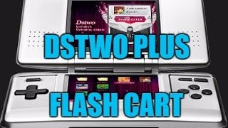 Nintendo DS Flash Cart: Supercard DSTwo Plus