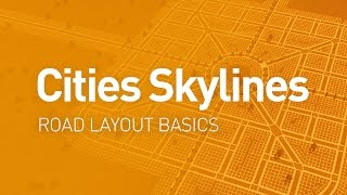 getlinkyoutube.com-Road Layout Basics — Design Guide (Cities Skylines Tutorial)