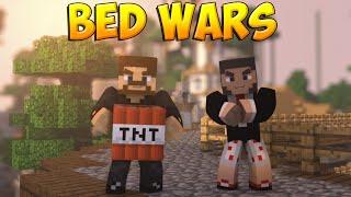 getlinkyoutube.com-Minecraft Bed Wars #20 - Долгое сражение