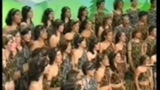 getlinkyoutube.com-Rei Leão (Lion King) - Coro Juvenil (Youth Choir) of GCEA