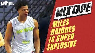 "getlinkyoutube.com-6'6"" Miles Bridges Is SUPER Explosive; Michigan State Commit!"