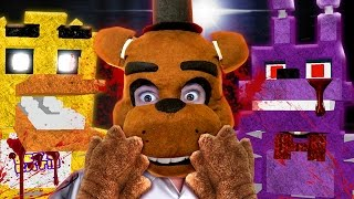 getlinkyoutube.com-ROBLOX - Five Nights at Freddy's! SCARIEST GAME MODE YET! 🐰
