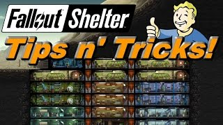 getlinkyoutube.com-Fallout Shelter Pro Advanced Tips Tricks Base Design Layout Strategy Tutorial