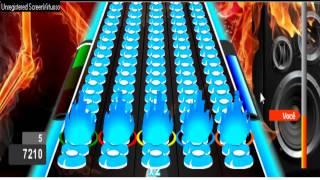 getlinkyoutube.com-Guitar Flash Custom - DNA Uber Solo PASSED (66%)