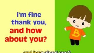 getlinkyoutube.com-Musik Lagu Anak Karaoke Bahasa Inggris - Greeting (English Song)