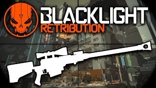 Blacklight Retribution - Anti-Material Rifle! (Containment)