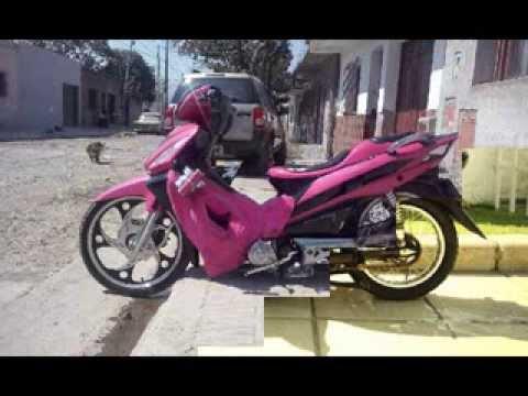 motos tuning de Uruguay y Argentina