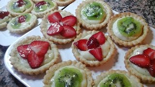 getlinkyoutube.com-اشهى و الذ طرطات بالفواكه واو tartelettes au fruit
