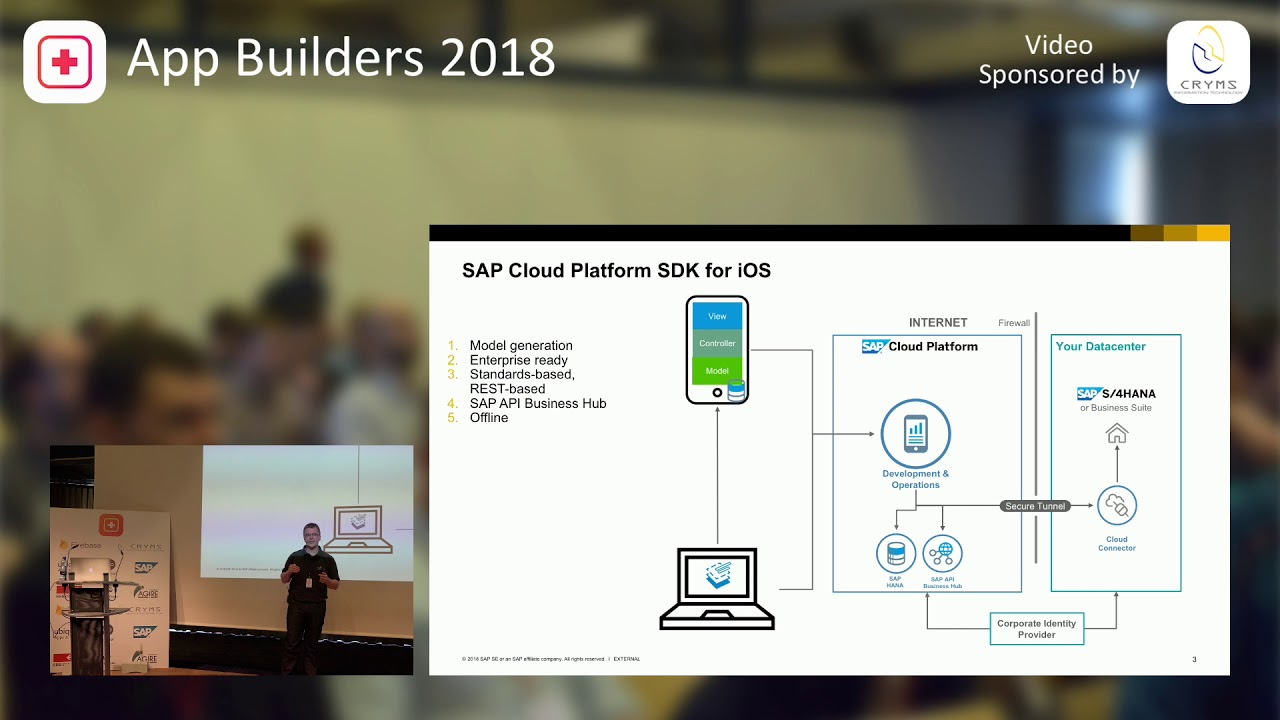 Native iOS Apps for the Enterprise with SAP