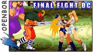 getlinkyoutube.com-Final Fight DC - Arcade Mode Playthrough - Openbor - 1080p 60FPS