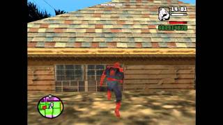 getlinkyoutube.com-Gta homem aranha