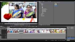 getlinkyoutube.com-EDIUS PRO 7 WEDDING EFFECTS